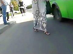 Upskirt Voyeur In Bus BVR