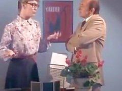 Marilyn Chambers and Nick Random