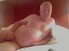 Hot Daddy Jackoff