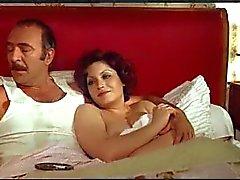 Nudez no clássico filme francês les galettes