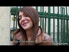 Public Sex For Money In Open Street With Teen Czech Amateur Girl 03