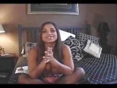 Angela Devi In Between My Boobies