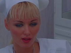 Two hot nurses know their job well Bibi Blue