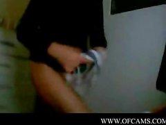 Brasilianische Mädchen auf Webcam mich - 17. S.