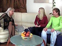Elaine seduces her daughter's boyfriend