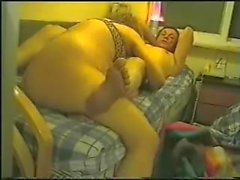Fat mature amateur slut fucked