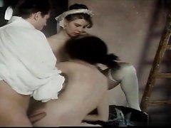 sexo en grupo oldschool