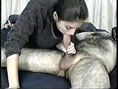 Arab milf 's homemade deep throat