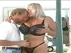 English mature retro blonde