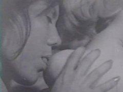Lesbian Peepshow Loops 24 50s to 70s - Scene 1