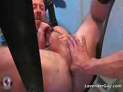 Nasty bondage gay couple Reed Matthews part5