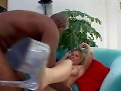 Daphne Rosen & Lex Steele (Anal, Interracial)