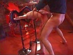 Hot Fierce Bondage sessie