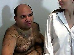 Nette Muschi brutaler analen