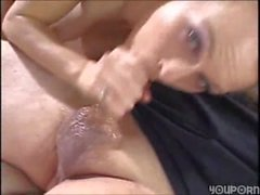 Phoenix Ray careful blowjob