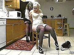 Bañera erótica Bdsm Madura de Sadistic Sex