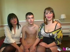 fakings - trio jordi, montse