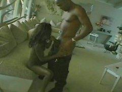 2 blacks couples fuck together