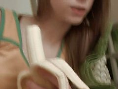 Unmatched pleasure with subtle banana