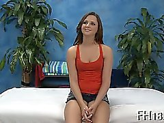 Watch this sexy eighteen year old beauty