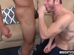 Latin gay analsex med cumshot