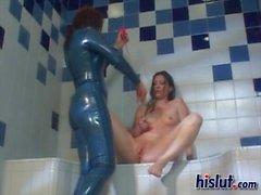 Aradia got with Ariel