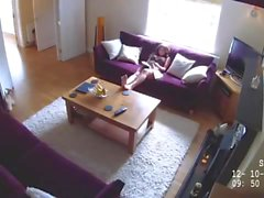 hidden cam sexy house maid