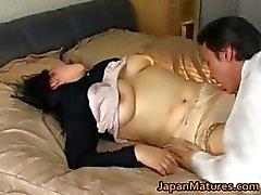 Japanska mogna chick har hett sex part3