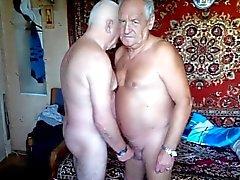 2 Großvater gewichst