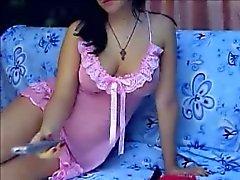Stupendo ragazza webcam in privato Visualizza