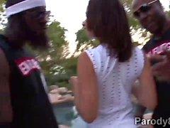 Von Miami in Flammen mit heißem Latinen Jadas Stevens und von Emy Reyes