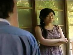 Amateur italian husband with his asian wife