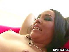 Kristina Rose POV in sexy lingerie :)