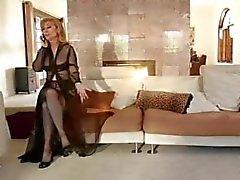 Lesbiennes Strapon & (Nina Hartley)