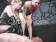 Dominatrice Bizzarro estremi la tortura Slave