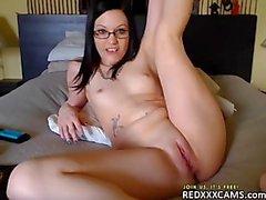 Hot girl cam show 188
