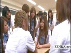 Undertexter Japan skolflicka misstag naken i skolan