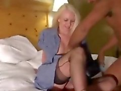 Creampie 3some
