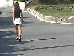 Nice lady's secret