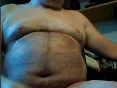 jeu grand-papa sur webcam