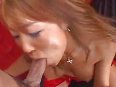 Great gangbang sex story along Japanese AV Model