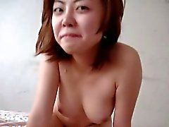 sweet chinese girl love cock