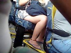 do voyeur a uma autocarros