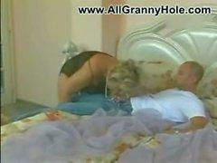 BBW Alman granny