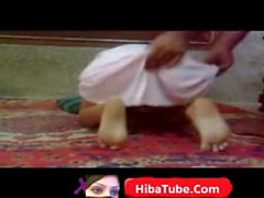 hijab arab girl dancing hibatube