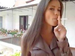 Gorgeous Teen Compilation, Little Caprice smoking, fucking, sucking