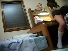 Hidden Cam On Amateur Asian Teen Girl Masaje Digitación