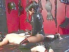 Mistress bangs him