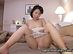Mature bigtit miki sato masturbating part3