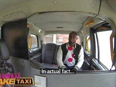 FemaleFakeTaxi Hot sweaty fucking pays taxi fare